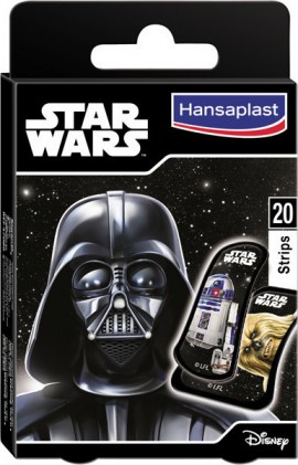 HANSAPLAST JUNIOR STAR WARS ΑΥΤΟΚΟΛΛΗΤΑ …