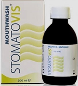 PHARMA Q STOMATOVIS MOUTHWASH 200ml