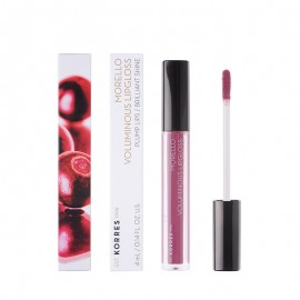 KORRES MORELLO LIPGLOSS BERRY PURPLE No …