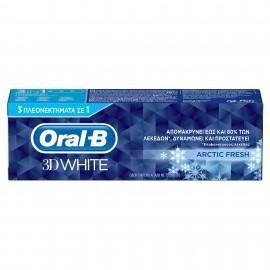 ORAL-B ΟΔΟΝΤΟΚΡΕΜΑ 3D WHITE ARCTIC FRESH …