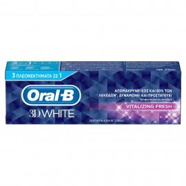 ORAL-B 3D WHITE VITALIZING FRESH ΟΔΟΝΤΟΚ …