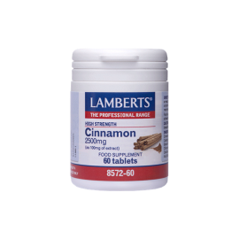 LAMBERTS CINNAMON 2500mg 60tabs