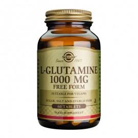 SOLGAR L GLUTAMINE 1000mg 60tabs