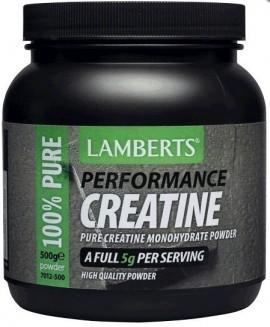 LAMBERTS CREATINE 500gr