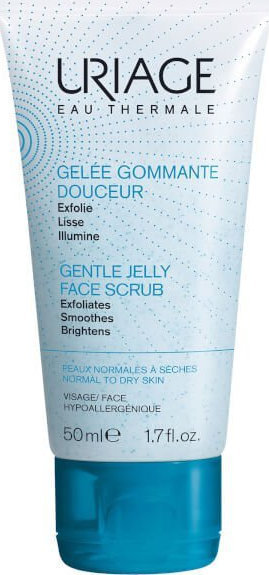 URIAGE GENTLE JELLY FACE SCRUB ΑΠΟΛΕΠΙΣΗ …
