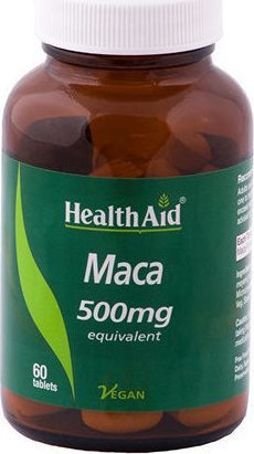 HEALTH AID MACA 500mg 60tabs