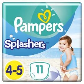 PAMPERS ΠΑΝΕΣ SPLASHERS No4-5 (9-15 kg) …