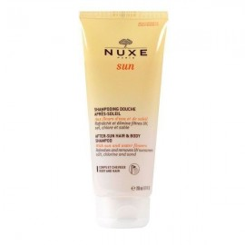 NUXE AFTER SUN HAIR & BODY SHAMPOO ΚΑΘΑΡ …