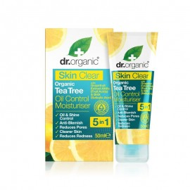 DR.ORGANIC SKIN CLEAR 5 IN 1 OIL CONTROL …