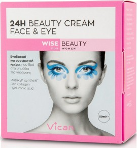 VICAN WISE BEAUTY 24H BEAUTY CREAM FACE …