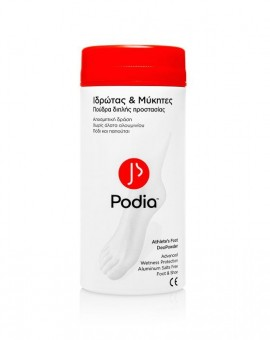 PODIA ATHLETES FOOT DEOPOWDER ΠΟΥΔΡΑ ΓΙΑ …