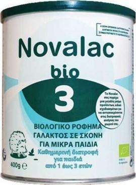 NOVALAC BIO 3 ΒΡΕΦΙΚΟ ΓΑΛΑ 400gr