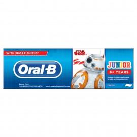 ORAL-B JUNIOR STAR WARS ΟΔΟΝΤΟΚΡΕΜΑ 6+ Ε …