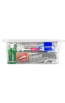 INTERMED LUXURIOUS SMILE TRAVEL KIT