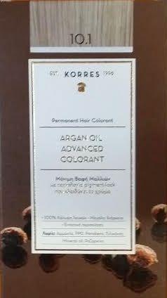 KORRES ARGAN OIL ADVANCED COLORANT 10.1 …