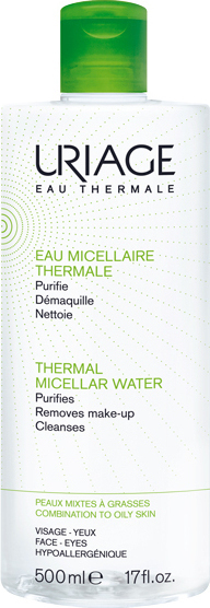 URIAGE EAU MICELLAIRE THERMALE PMG 250ml