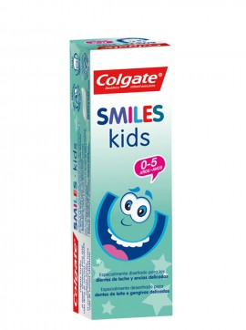 COLGATE ΠΑΙΔΙΚΗ ΟΔΟΝΤΟΚΡΕΜΑ SMILES KIDS …
