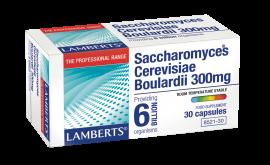 LAMBERTS SACCHAROMYCES BOULARDII 30caps