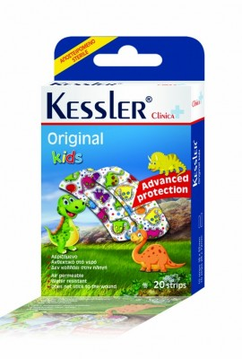 KESSLER CLINICA ORIGINAL STRIPS KIDS DIN …