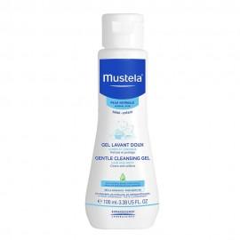 MUSTELA GENTLE CLEANSING GEL FOR HAIR & …