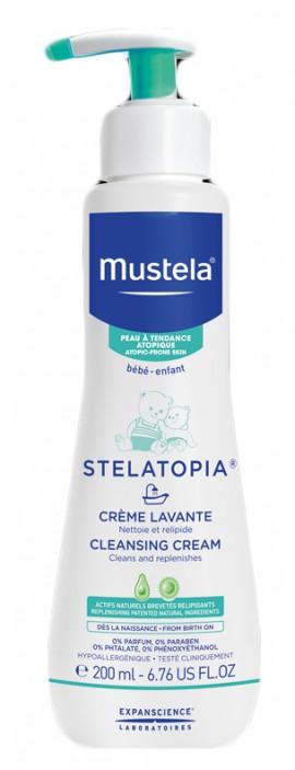 MUSTELA STELATOPIA ATOPIC SKIN CLEANSING …