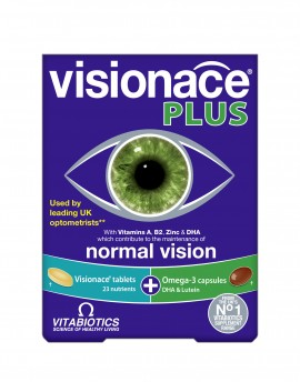 VITABIOTICS VISIONACE PLUS 28tabs + 28ca …
