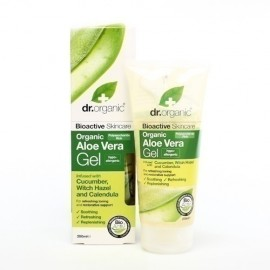 DR.ORGANIC ALOE VERA GEL CUCUMBER 200ml