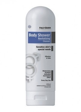 FREZYDERM BODY SHOWER REVITALIZING CLEAN …