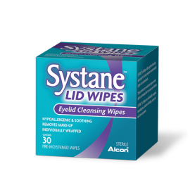 SYSTANE LID WIPES ΜΑΝΤΗΛΑΚΙΑ ΚΑΘΑΡΙΣΜΟΥ …