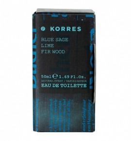 KORRES  ΑΡΩΜΑ BLUE SAGE/ LIME/ FIR WOOD …