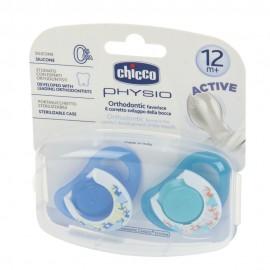 CHICCO PHYSIO ACTIVE ΣΙΛΙΚΟΝΗ 12+ ΜΠΛΕ 2 …