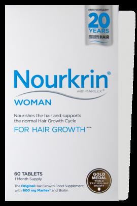 PHARMA MEDICO NOURKRIN WOMAN 60tabl