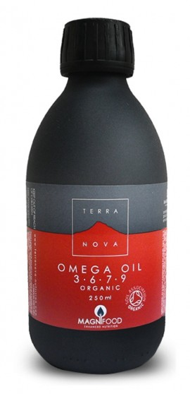 TERRANOVA OMEGA 3-6-7-9 OIL BLEND 250ml