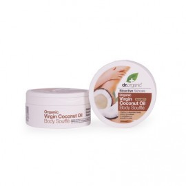 DR.ORGANIC VIRGIN COCONUT OIL BODY SOUFF …