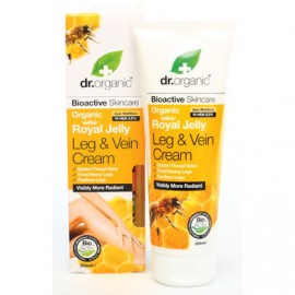 DR.ORGANIC ROYAL JELLY LEG & VEIN CREAM …