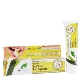 DR.ORGANIC TEA TREE ANTIBACTERIAL TOOTHP …