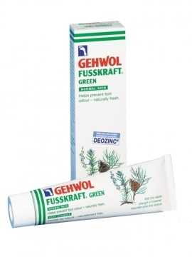 GEHWOL FUSSKRAFT GREEN 75ml