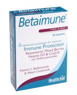 HEALTH AID BETAIMUNE 30caps