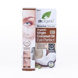 DR.ORGANIC COCONUT OIL EYE PERFECT 15ml