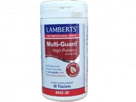 LAMBERTS MULTI-GUARD HIGH POTENCY 30tabs