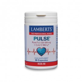 LAMBERTS PULSE - PURE FISH OIL 1300mg WI …
