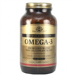 SOLGAR OMEGA-3 DOUBLE STRENGTH 120softge …