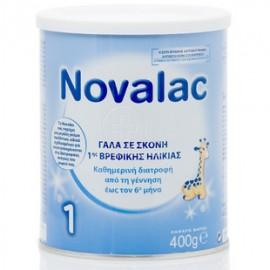 NOVALAC 1 MILK 400gr