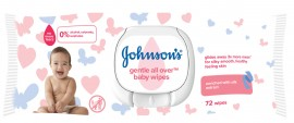 JOHNSONS BABY ΜΩΡΟΜΑΝΤΗΛΑ GENTLE ALL OVE …