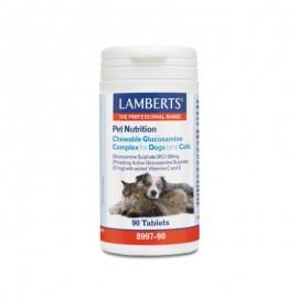 LAMBERTS PET NUTRITION CHEWABLE GLUCOSAM …