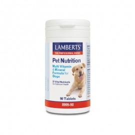 LAMBERTS PET NUTRITION MULTIVITAMIN & MI …