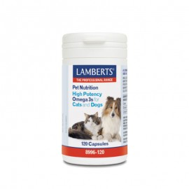 LAMBERTS PET NUTRITION HIGH POTENCY OMEG …