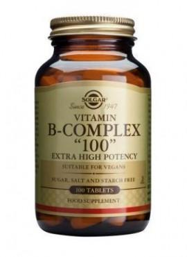 SOLGAR B-100 COMPLEX 100vcaps