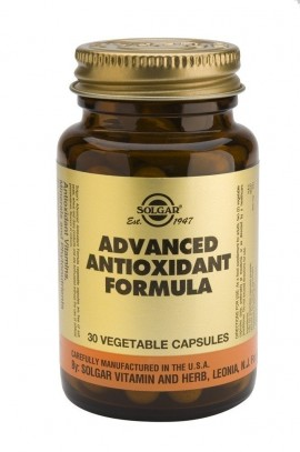 SOLGAR ADVANCED ANTIOXIDANT FORMULA 30ca …