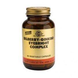 SOLGAR BILBERRY GINKGO EYEBRIGHT COMPLEX …